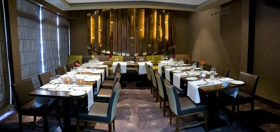 Camden Court Hotel: Private Dining Area in The Iveagh Restaurant