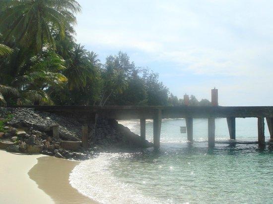 Shantaa Koh Kood: Pier