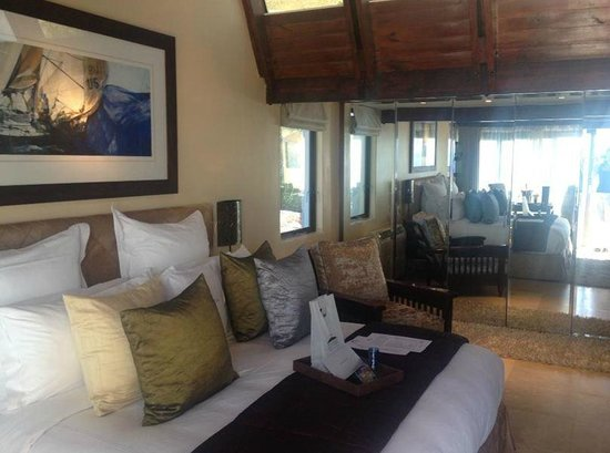 Atlanticview Cape Town Boutique Hotel: The Master Bedroom