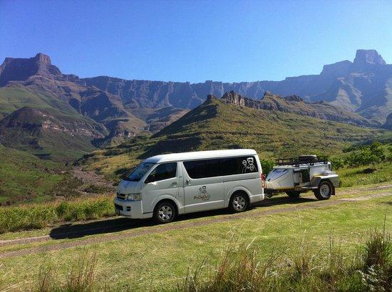 Phomolo Travel - Day Tours