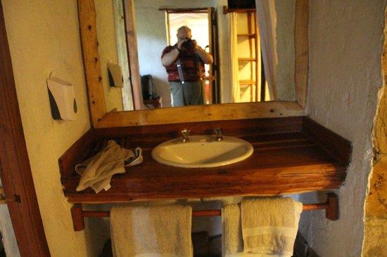 Oloshaiki Camp: handwaschbecken
