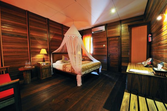 Raja Ampat Dive Lodge: Double bedded room