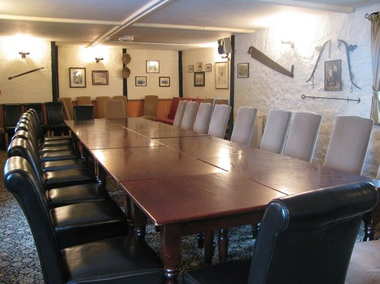The George at Donyatt : Our function room, available for private hire
