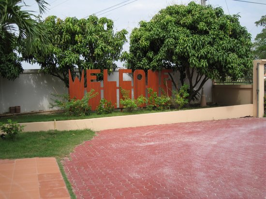 Jaidee Resort: THE ENTRANCE