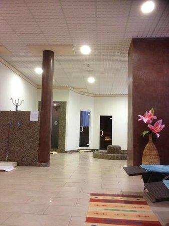 Columbia Terme Hotel: centro benessere
