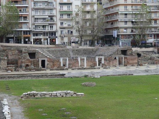 Hotel Olympia: Roma Agorası 1