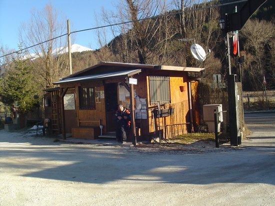 Camping Sant'Andrea: reception