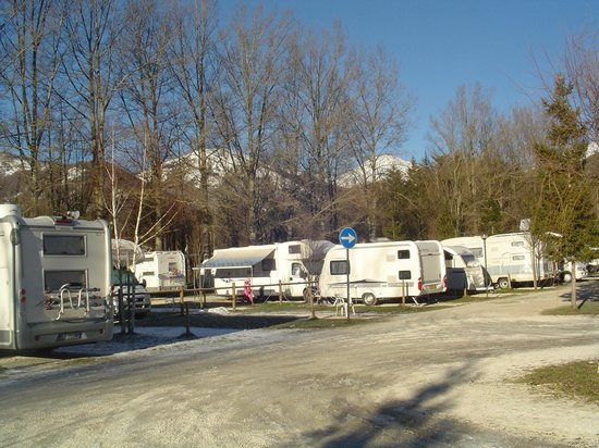 Camping Sant'Andrea: piazzole