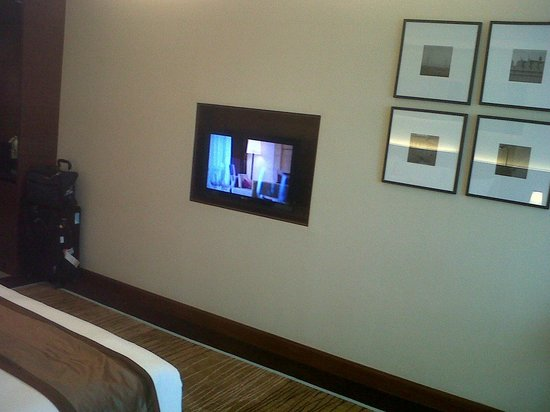 The AETAS lumpini: Room - view of TV