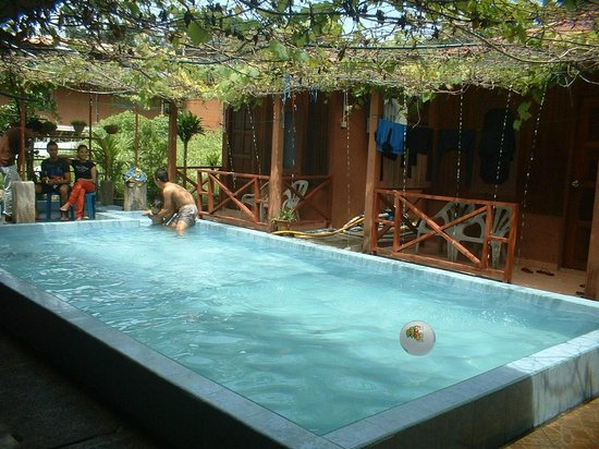 Pangkor Inn Chalet: Children Pool