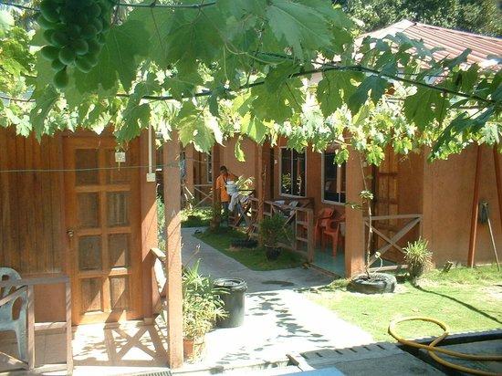 Pangkor Inn Chalet: Walkaway