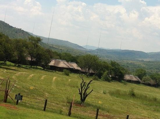Bakubung Bush Lodge: lovely views