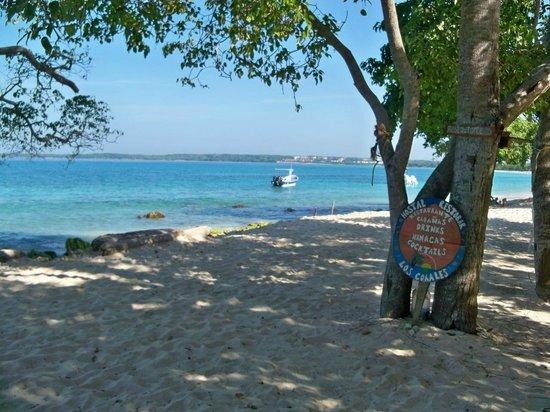 RestoBar Los Corales: vista
