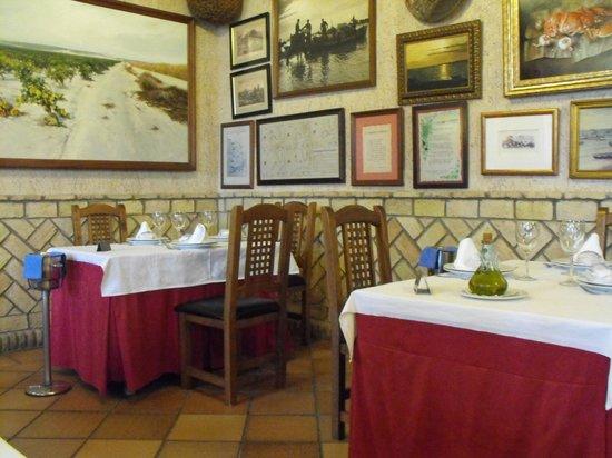 Comedor picture of casa bigote sanlucar de barrameda tripadvisor - Casa bigote sanlucar ...