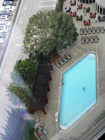 Sheraton Gateway Los Angeles: Piscina