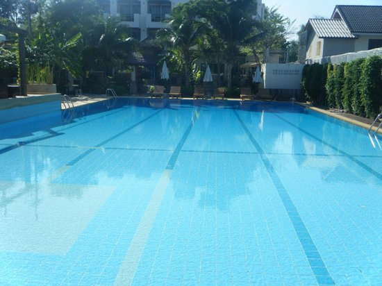 My Way Hua Hin Music Hotel: Hotel pool
