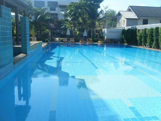 ‪‪My Way Hua Hin Music Hotel‬: Hotel pool2