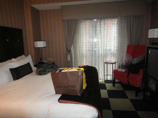 Kimpton Onyx Hotel: lovely hotel