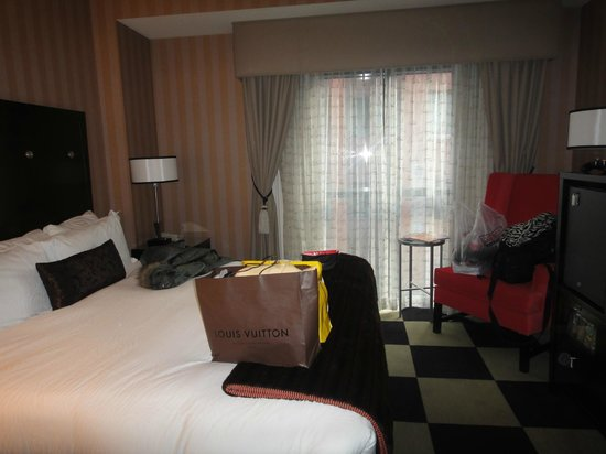 Onyx Hotel - a Kimpton Hotel: lovely hotel