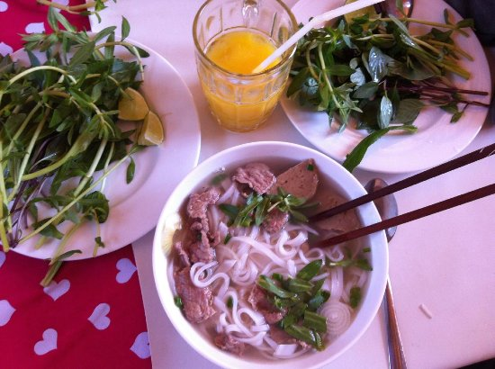 Pho Viet 24 : the house specialty