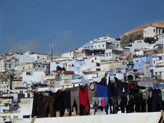 Dar Rass El Maa - Maison d'Hotes: vue de la médina