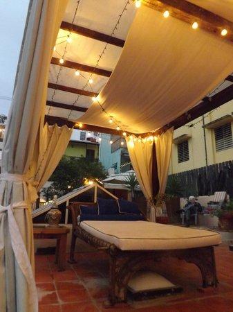 Villa Herencia: Hotel Terrace