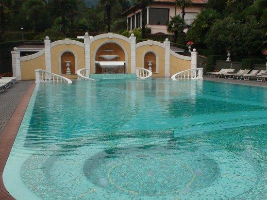 Grand Hotel Bristol: Outdoor pool