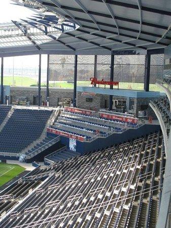 Budweiser Deck Foto Di Sporting Park Kansas City