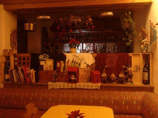 La Tavernetta: l'angolino della foresta!