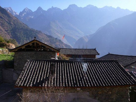 Naxi Family Guesthouse : view from room