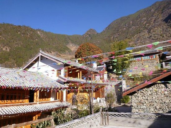 Naxi Family Guesthouse : The hostel
