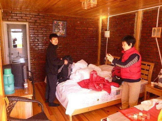 Naxi Family Guesthouse: room