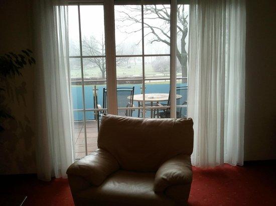 Hotel Plattenwirt: finestra balcone