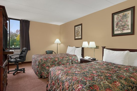 Days Inn Hagerstown: Double Bed Room