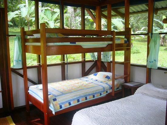 Saladero Eco Lodge: Mariposa Cabin