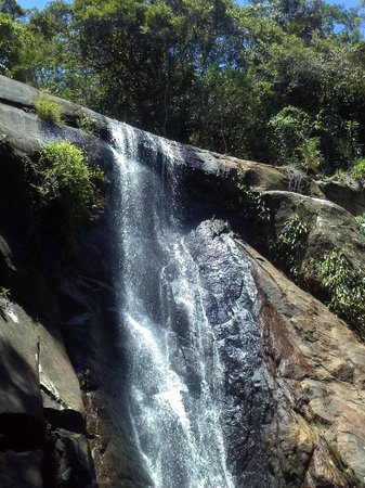 Pico do Papagaio: Cachoeira da Feiticeira
