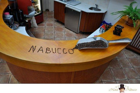 Hotel Nabucco: Lobby Bar