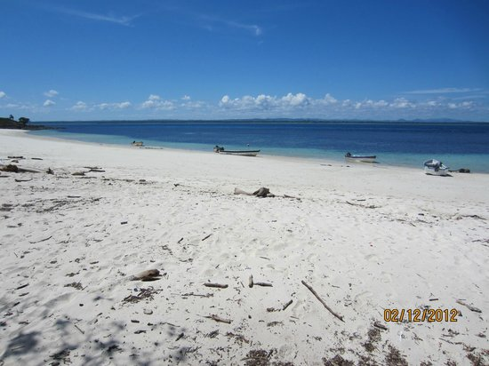 Pedasi Sports Club: Isla Iguana