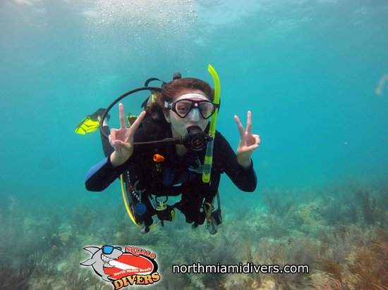 Miami, Floride : Scuba Diving is FUN!!!
