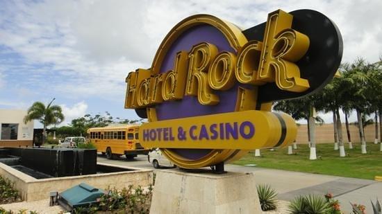 Hard Rock Hotel & Casino Punta Cana: logo!