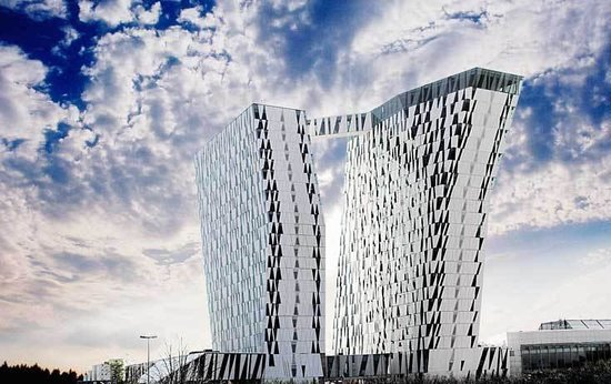AC Hotel by Marriott Bella Sky Copenhagen: Designperle
