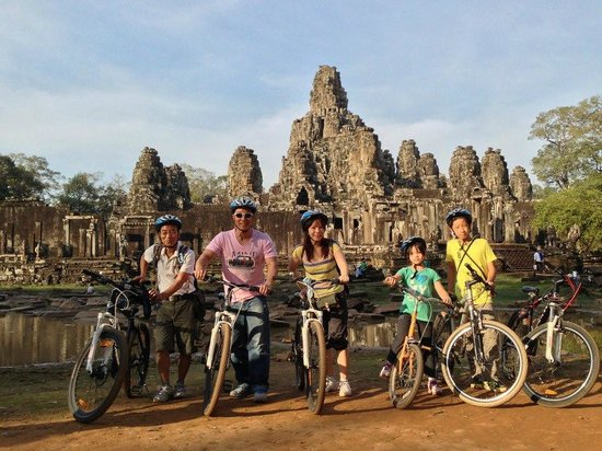 Angkor Holidays Tour: Sokpee is also a great photographer.