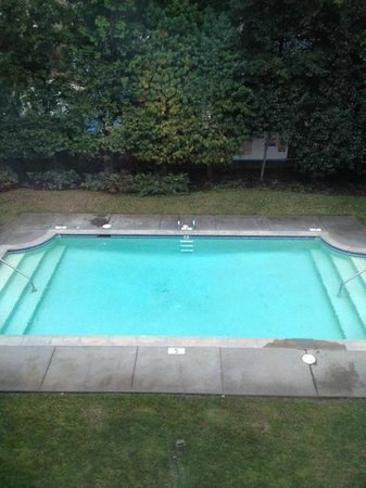 White House: Pool
