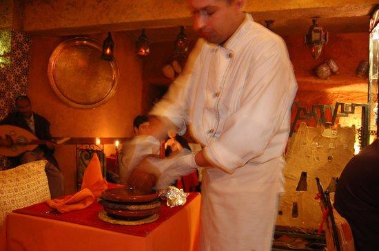 Tajine Wa Tanjia : Chef