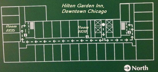 Navy Pier, 5mins by free shuttle from hotel - Picture of Hilton ...