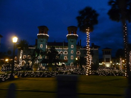 Legacy Vacation Resorts-Palm Coast: saint augustine holiday lights