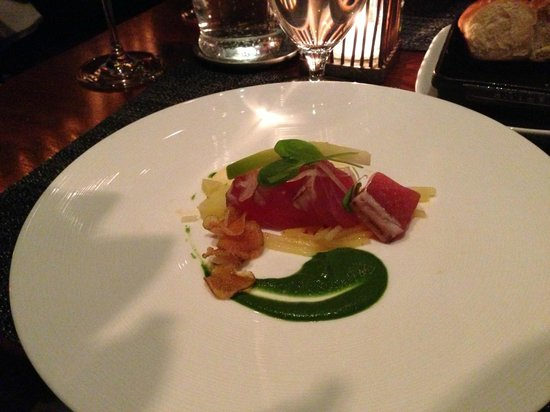 Colicchio & Sons : Tuna tartar