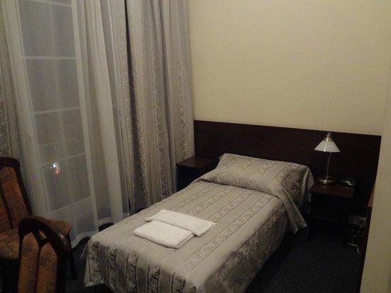 Hotel Harenda: bed