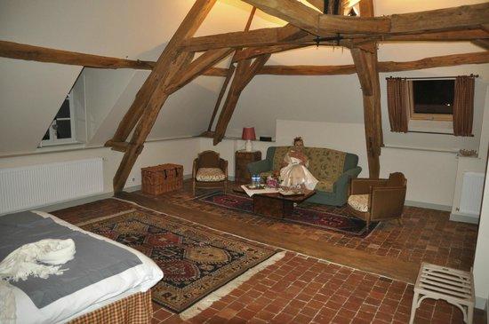 La Trimardière : la chambre St Nicolas
