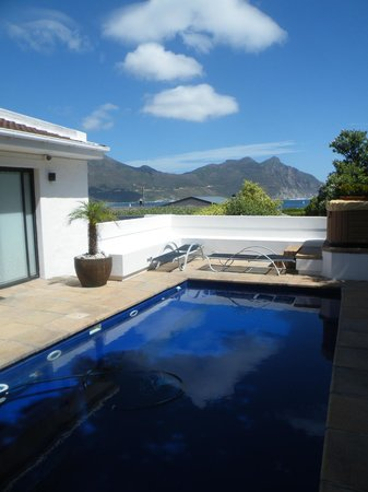 Hout Bay View: Spa Area